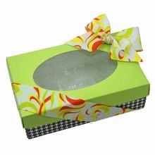 cc375m 1/2lb  Lime Macaron rect. box