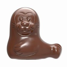 cw1699 chocolate mold double sea lion