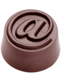 CW1493 Chocolate 'At Sign' Mold