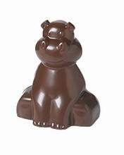 b244 MLD090430 Baby Hippo mold