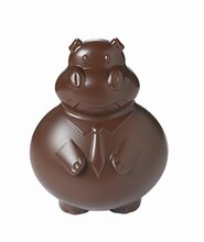 b246 MLD090432 Father Hippo mold