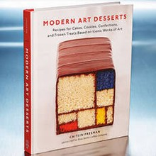 L230 Modern Art Desserts by Caitlin Freeman