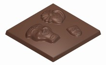 art15988 Chocolate bar mold