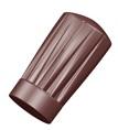 cw1627 moule chocolat toque de cuisinier
