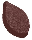 cw1657 chocolate mold leaf