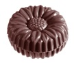 CW1332 Double Chocolate Mold Daisy