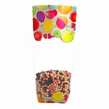 Cello Bag w/Fruit Cocktail Print