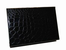 9188106 Croco EBONY 6ct Box