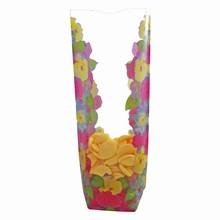 FL3S Sachet cellophane floral