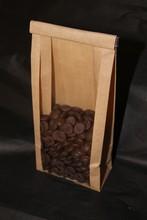 98950 Standing Beige Paper Bag