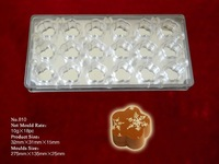 x810 chocolate mold magnetized
