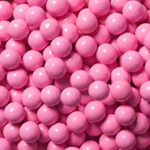 Sixlets décor chocolaté rose