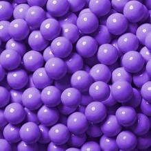 Sixlets décor chocolaté lilas