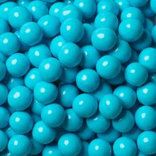 Sixlets décor chocolaté bleu pâle