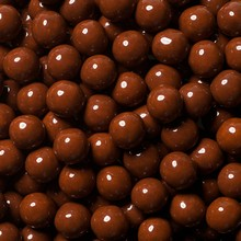 candy coated choc. brown
