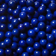 Sixlets décor chocolaté bleu marine