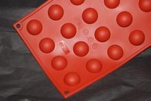 D006 Silicone mold half sphere