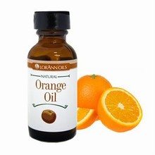 L160060 LorAnn Huile Orange Naturelle473.2ml