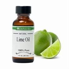 16110 LorAnn Natural Lime oil 16oz.