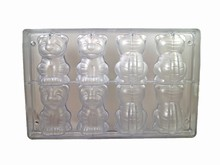 art10803 3D Tiger Chocolate Mold