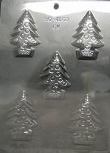 90-4503 Christmas Tree Décor Mold