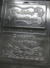 Christmas Theme Plaque Mold