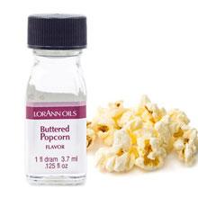 L0892 Lorann buttered popcorn flavor