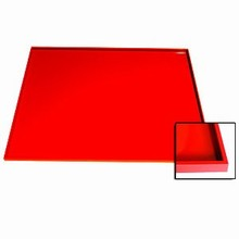 D86 Smooth Silicone Mat with Edges 600x400mm