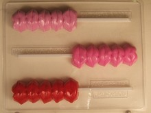V243 Stacked Lips lollipop