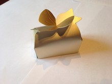 Folding Bow Boxes Video