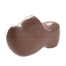 CW1778 Clog Double Chocolate Mold