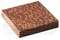 CW1775 Carré Moule Chocolat