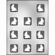 90-2038 Rabbit Square Mold