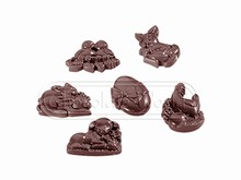CW1405 Easter Molds