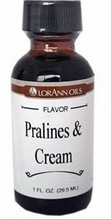 16810 LorAnn Pralines and Cream Flavor 16oz.