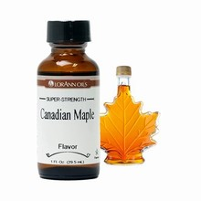 16716 LorAnn Canadian Maple Flavor 16oz.
