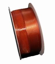 r51 Ruban Orange brûlé 40mm