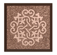 Art16244 Arabic Square