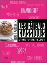 L260 Les Gâteaux Classiques par Christophe Felder