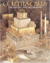L188 'Colette's Cakes - The art of cake decorating' par Colette Peters
