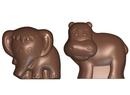 Art16289 Hippo+Éléphant