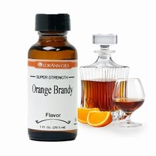 16706 LorAnn Orange Brandy Flavor 16oz.