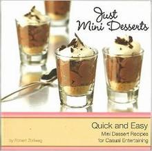 L379 Just Mini Desserts by Robert Zollweg