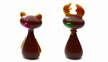 POP1385 Bongo et Rudolph