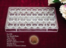 X556 seashell Chocolate mold
