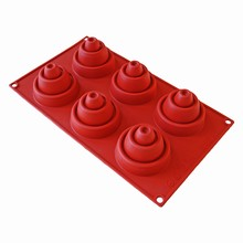 D113 3 Tier Silicone Mold