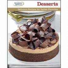 L380 'Academia Barilla's Great Little Cookbooks: Desserts'