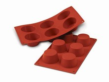 SF023 Muffin Silicone Mold