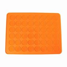 Macarons Silicone Mat (10)