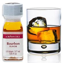 L0132 Lorann essence bourbon